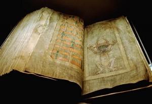 Codex gigas nebo také Ďáblova bible (wikipedia.org)