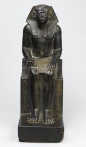 Senusret III. (vládl asi 1872 - 1839 před Kristem), významný panovník Střední říše