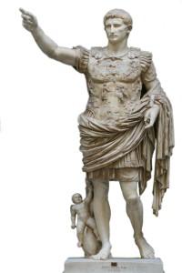 Octavianus Augustus ( 23. září 63 před Kristem – 19. 8. 14 n. l.) (foto: Till Niermann)