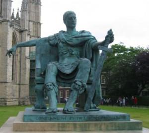 Konstantin I. Veliký (27. 2. 272 / 285 – 22. 5. 337)
