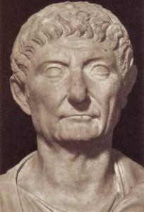 Diocletianus (22. 12. 245 - 3. 12. 311)