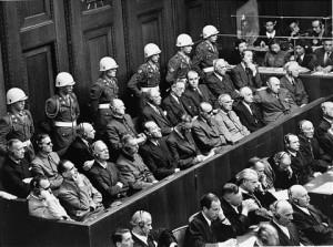 Norimberský proces s válečnými zločinci