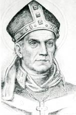 Sv. Vojtěch (Adalbert) (956 - 23. dubna 997), druhý pražský biskup