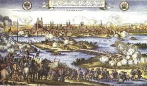 Dobytí Magdeburgu (1631)