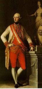 Josef II. (1741 - 1790), císař Svaté říše římské