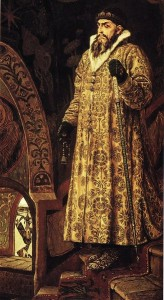 Ivan IV. Hrozný byl velice schopným panovníkem, ale byl také paranoidní a krutý
