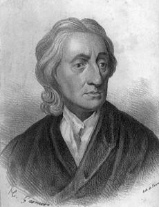 John Locke (29. 8. 1632 – 28. 10. 1704)
