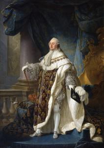 Ludvík XVI. (1754 - 1793), král francouzský a navarrský