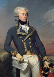 Gilbert du Motier, markýz de La Fayette (1757 - 1834)