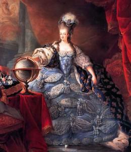 "Marie Antonie ""Antoinetta"" Josefa Johana Habsbursko-Lotrinská (1755 - 1793)"
