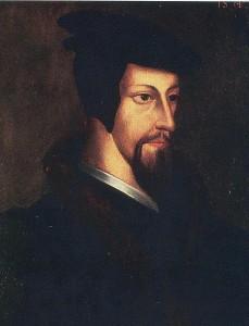 Jan Kalvín (Jean Cauvin) (10. 7. 1509 – 27. 5. 1564)