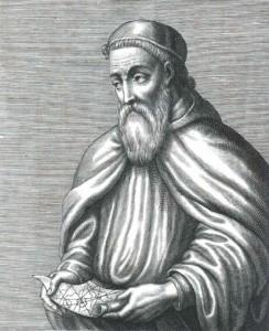 Amerigo Vespucci (9. 3. 1454 - 22. 2. 1512)