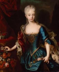 Marie Terezie, uherská a česká královna, arcivévodkyně rakouská (1717 - 1780)