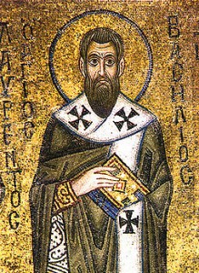 Sv. Basil patří mezi nejvýznamnější řecké raně křesťanské teology 4. století