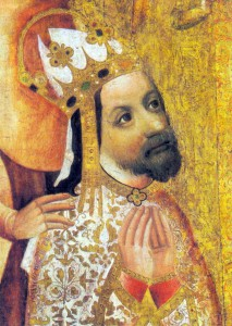 Karel IV. (14. května 1316 – 29. listopadu 1378), císař římský, král český, italský a burgundský, markrabě moravský, hrabě lucemburský