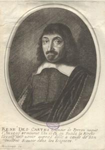 René Descartes (31. 3. 1596 – 11. 2. 1650)