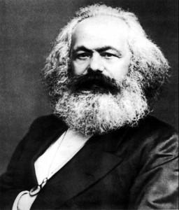 Karel Marx (5. 5. 1818 - 14. 3. 1883)
