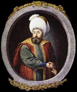 Turecký vůdce Osman I. (Utman I. Gazi) byl zakladatelem Osmanské říše
