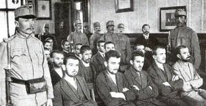 Proces s atentátníky v Sarajevu