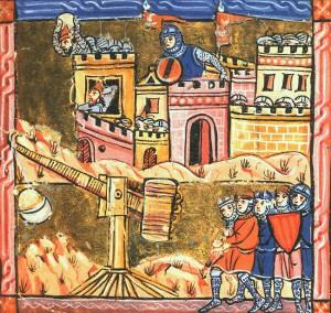 Dobytí Akkonu Richardem Lví Srdce (1191)