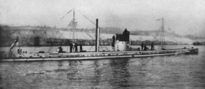 Německé ponorky byly obávanými útočníky (na obrázku SM U-9 , která potopila 18 převážně britských lodí)