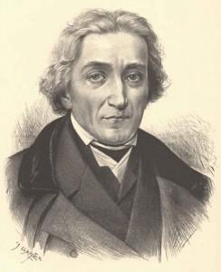 Josef Dobrovský (17. 8. 1753 – 6. 1. 1829)