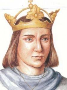 Jindřich Korutanský (1265?  – 2. duben 1335)