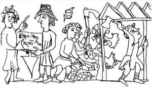 Lokátor byl v určité míře středověkou obdobou moderního developera
