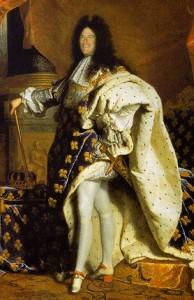 Ludvík XIV. (1638 - 1715)