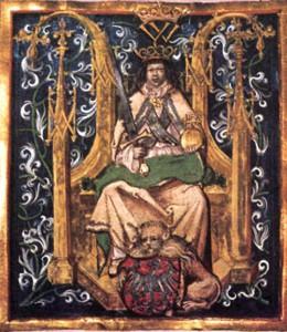 Vladislav Jagellonský (1. 3.1456 – 13. 3. 1516), král český, uherský a chorvatský, markrabě moravský
