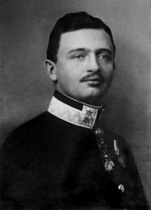Rakouský císař Karel I. (1887 - 1922), vládl 1916 - 1918