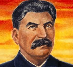Josif Vissarionovič Stalin (Džugašvili) (1878 - 1953), generální tajemník Komunistické strany Sovětského svazu