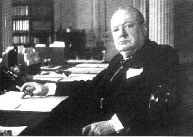 Winston Churchill (1874 – 1965)