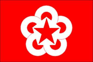 Vlajka Rady vzájemné hospodářské pomoci (RVHP)