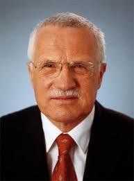 Václav Klaus se stal prezidentem r. 2003 poté, co odešel z ODS
