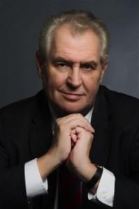 Miloš Zeman se stal vítězem přímé volby prezidenta r. 2013