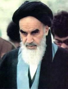 Ájatolláh Rúholláh Chomejní (1902 - 1989)