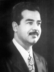 Saddám Husajn (1937 - 2006)