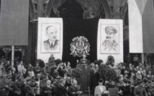 Po zkušenosti se západními spojenci z Mnichova 1938 se prezident Beneš během druhé světové války rozhodl orientovat se na východ