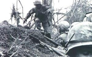 Válka ve Vietnamu skončila s obrovskými ztrátami na životech vítězstvím komunistického severu