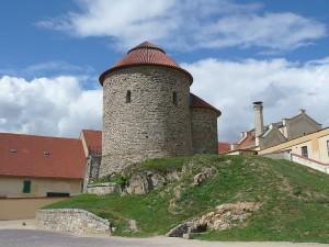 Rotunda sv. Kateřiny.