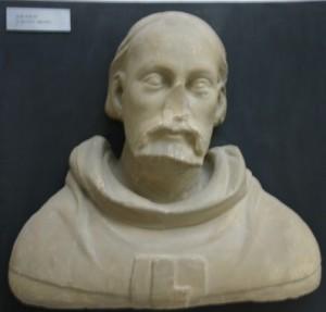 Busta Petra Parléře.