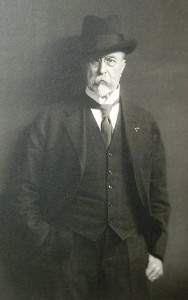 Tomáš Garrigue Masaryk odešel roku 1914 do zahraničí, aby přesvědčoval představitele západních států o vytvoření samostatného československého státu