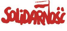 Logo polského společenského hnutí Solidarita (původně nezávislé samosprávné odbory)